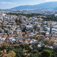 Hunt for Heroes – Athens walking tour for families