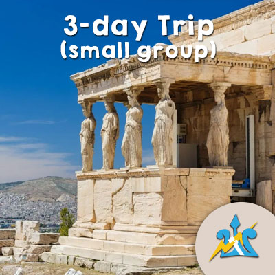 Small Group Percy Jackson Mythology for Families 3-day Trip