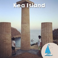 Family Sailing Adventure to Kea Island