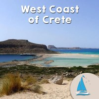 Family Sailing Adventure:  West Coast of Crete