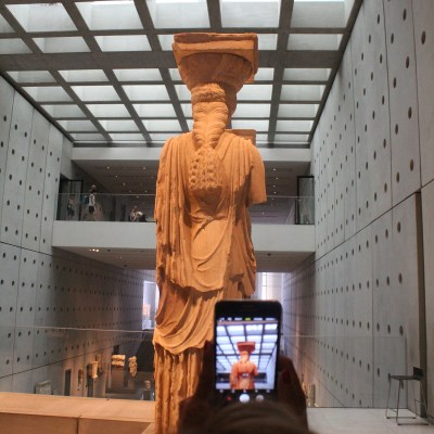 Photo Adventure in the Acropolis Museum