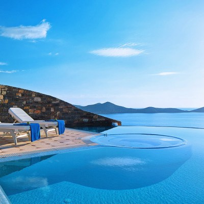 Hotel of the Month: Elounda Gulf Villas