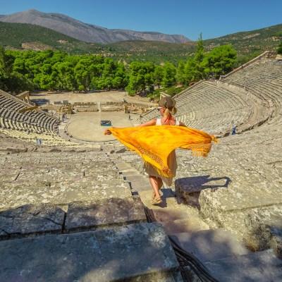 Customized Mythology Tours to the Peloponnese