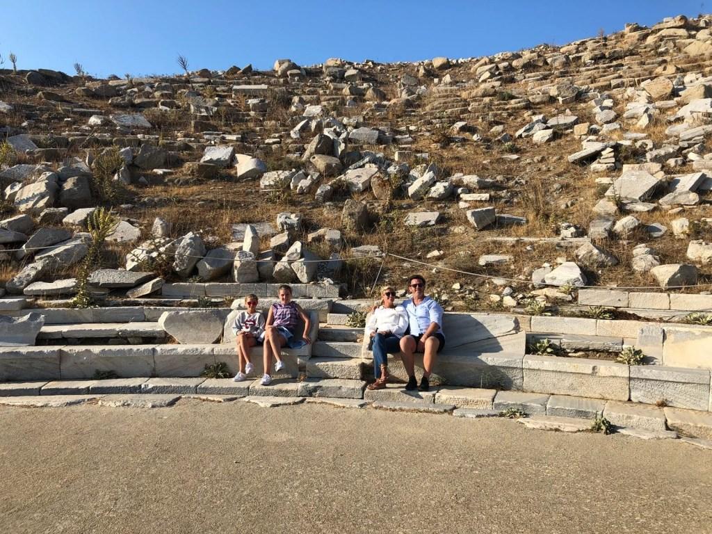 Family Tour to Delos with Kids Mykonos (1)