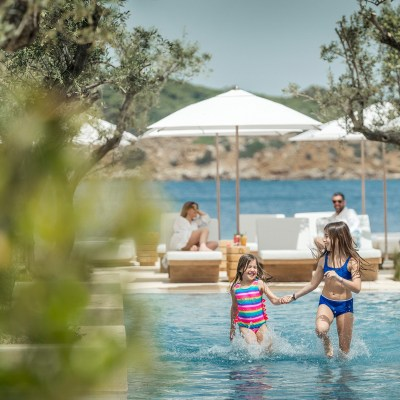 The Best Family Resorts in Greece