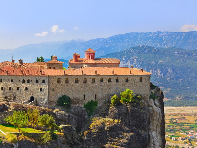 Top Things To Do In Meteora With Kids