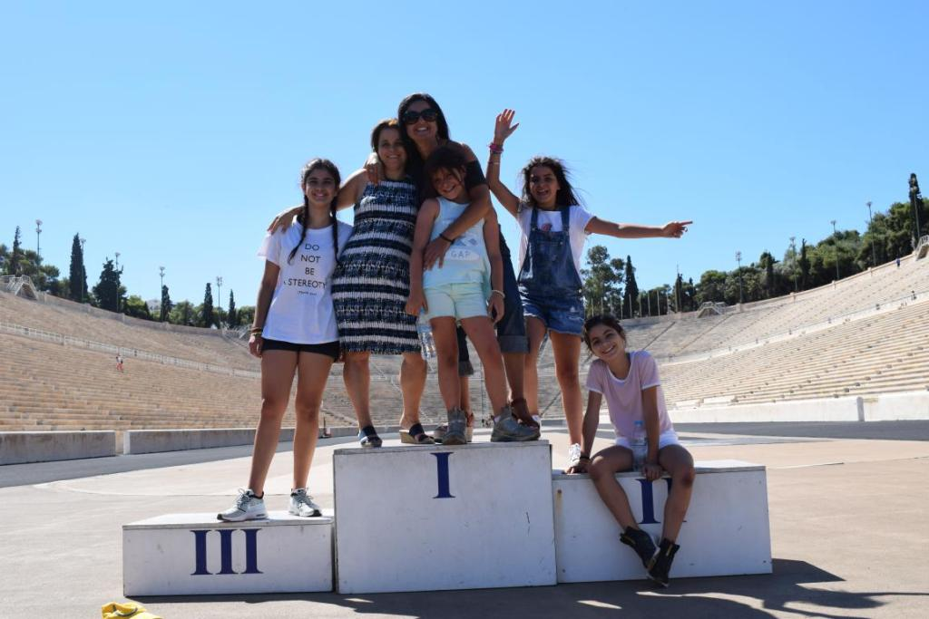Olympic Games Workout for families athens (14)