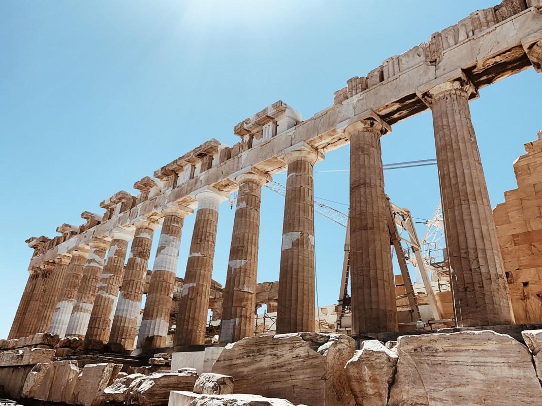 Acropolis Athens Tour Greece