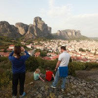 Meteora Train Day Trip from Athens