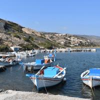 Day trip to Kimolos from Milos