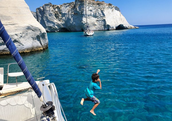 Sailing Fun in Milos – Private or Small Group