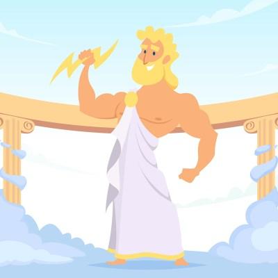 Gods and Heroes of Olympus – eWorkshop