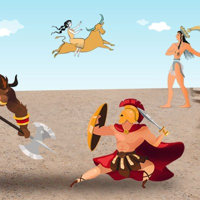 Myths from The Palace of Knossos Online Class