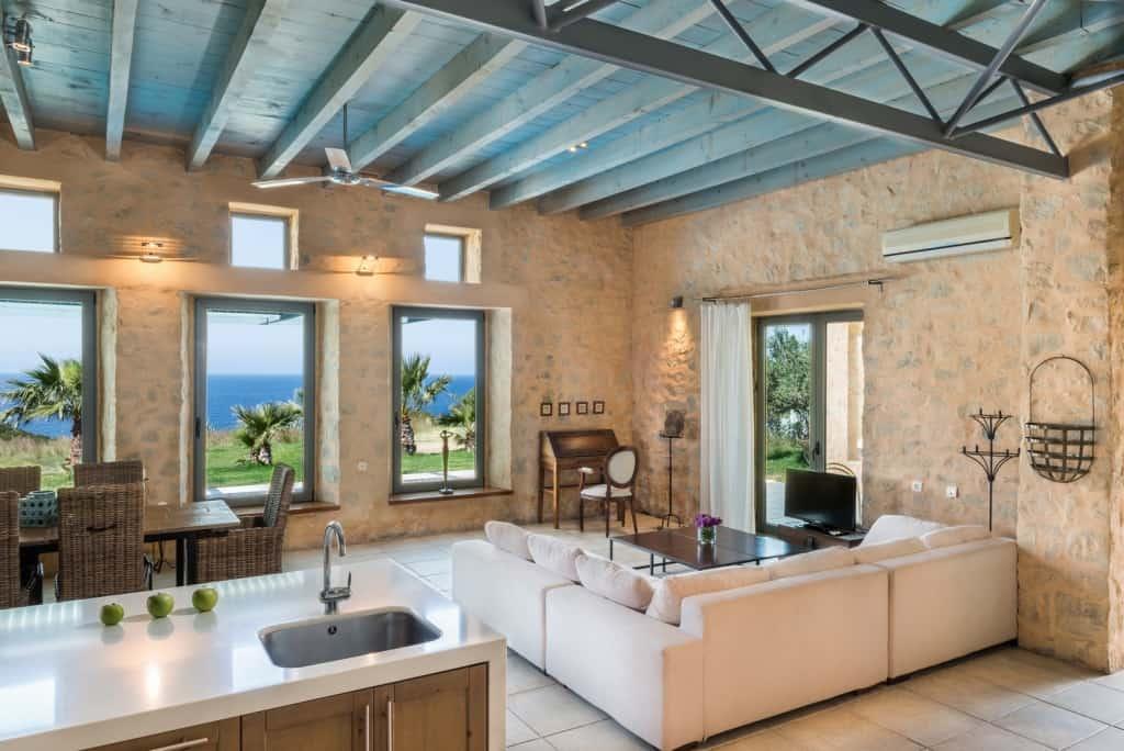 Elafonisi Villas Elafonissi Beach Chania Crete Accommodation for families