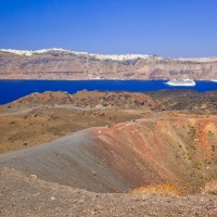 Private Santorini Volcano Tour for Families
