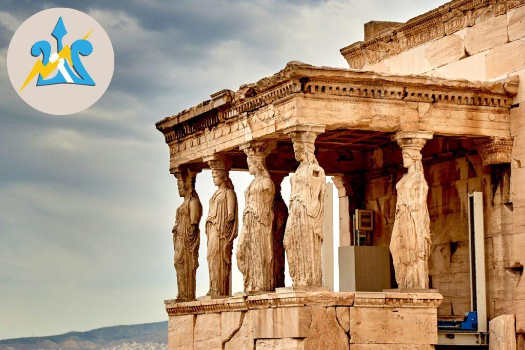 Acropolis Parthenon Athens Percy Jackson Tour for Kids Greece (1) DP