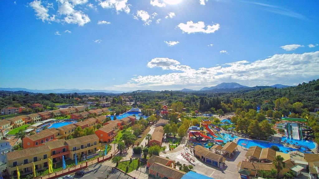 Aqualand Corfu Waterpark Facebook