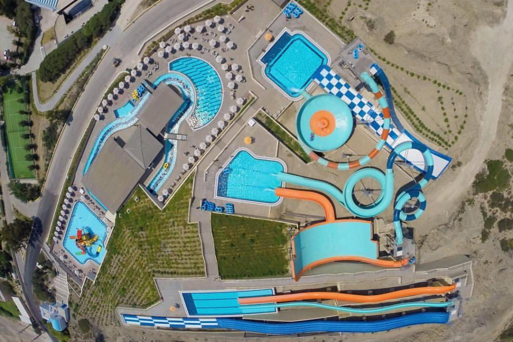 Aquatica waterpark kos