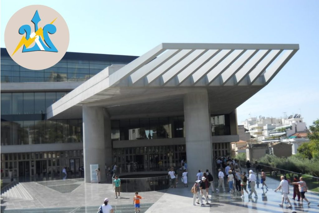 Athens Percy Jackson Tour Acropolis Museum for Kids Greece DP