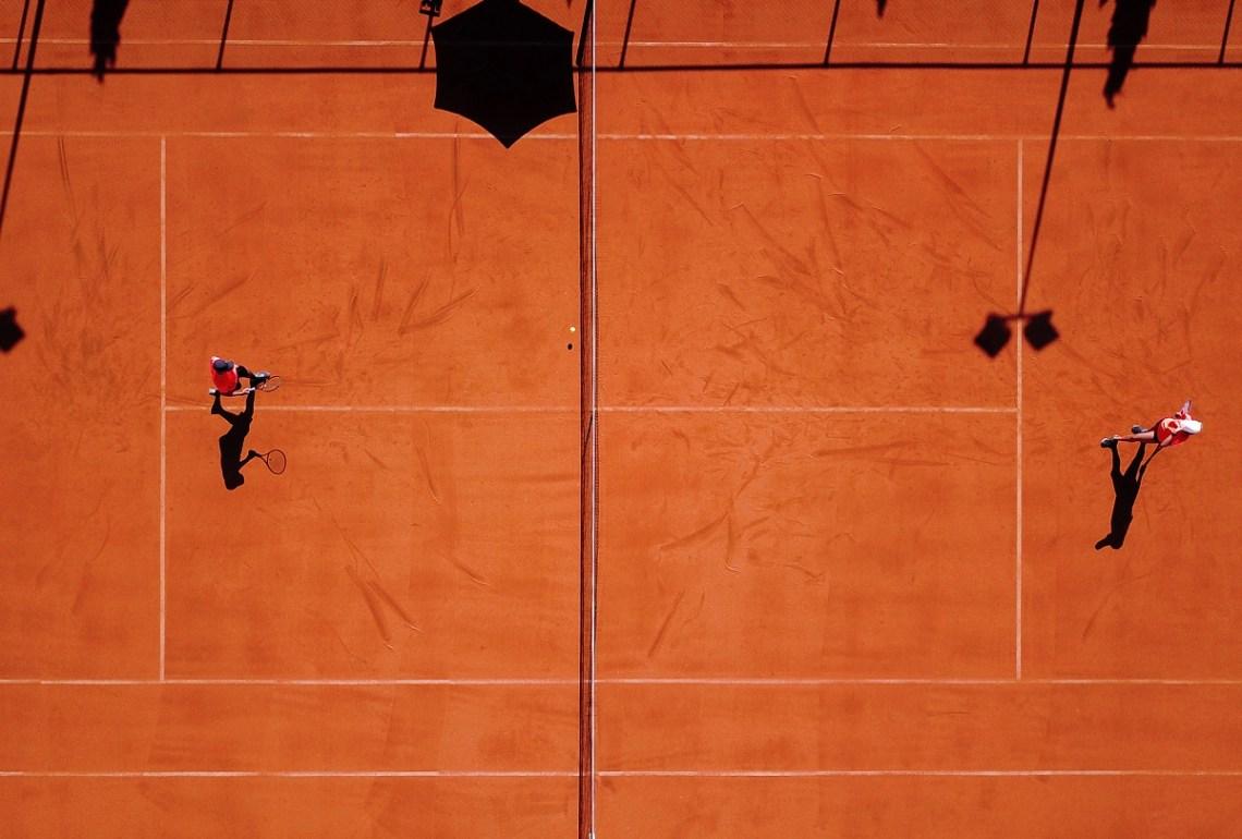 Costa Navarino Clay tennis courts