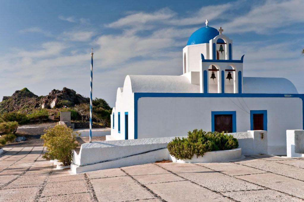Greek church Greek Easter CV (1)