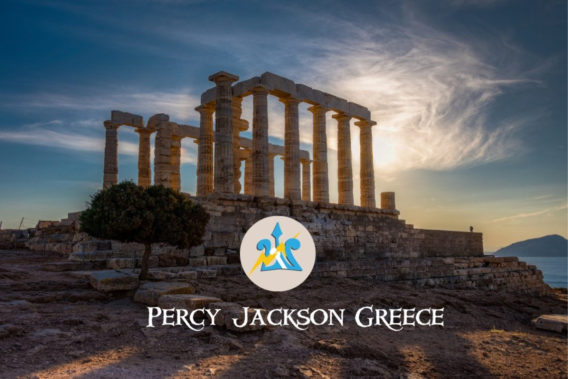 Percy Jackson Greece trip for families