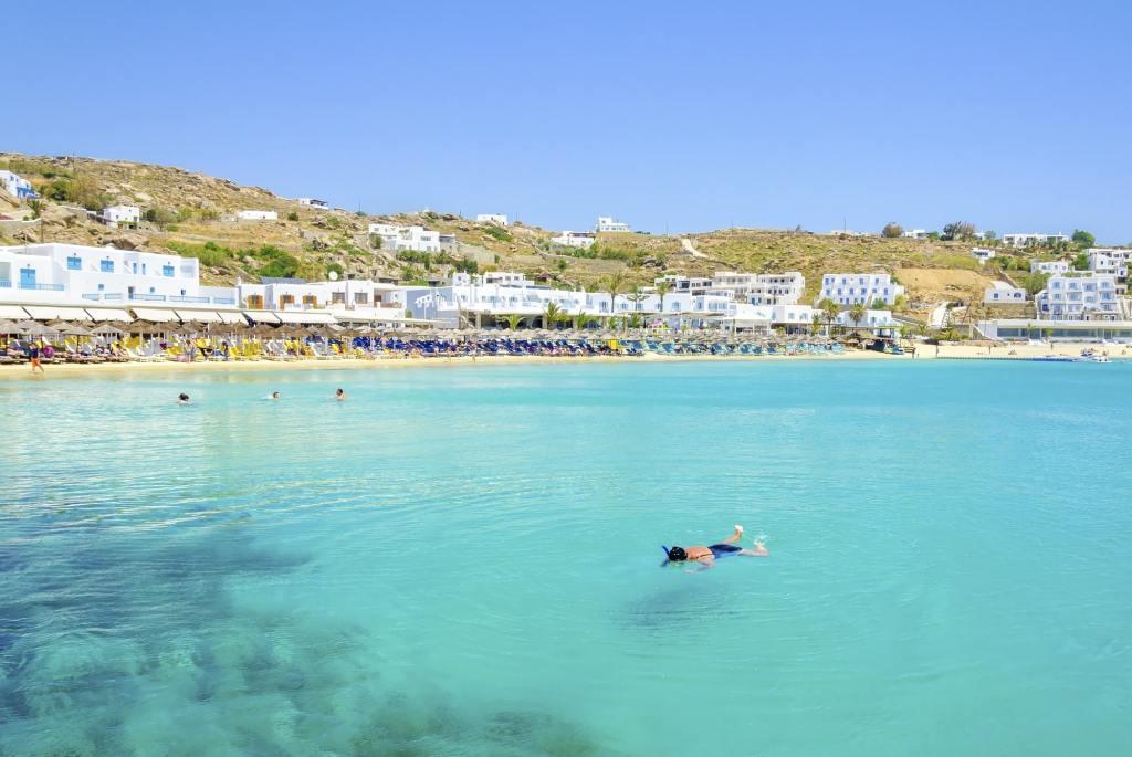 Platys Gialos Beach Mykonos DP-min