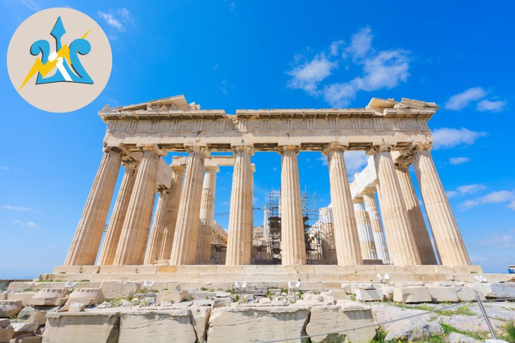 Visit Acropolis in Athens with Kids who love Percy Jackson (3)