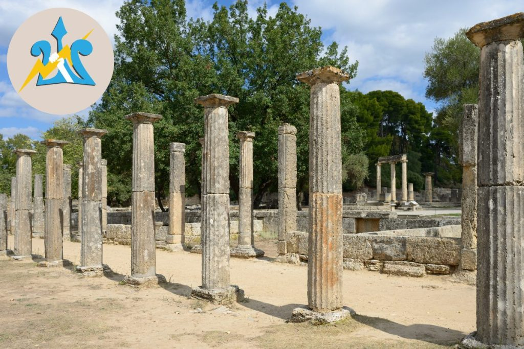 Visit Ancient Olympia with Kids who love Percy Jackson (3)