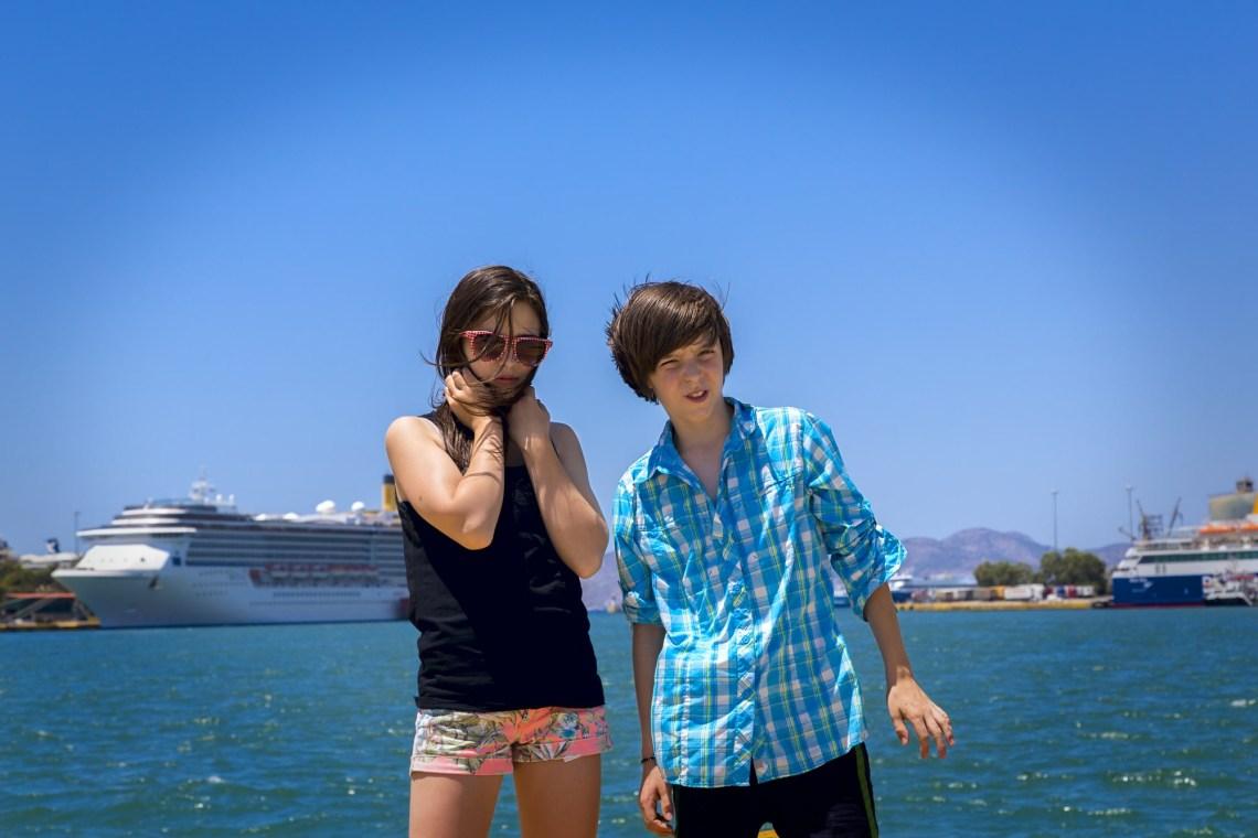 Teenagers in Greek island DP-min