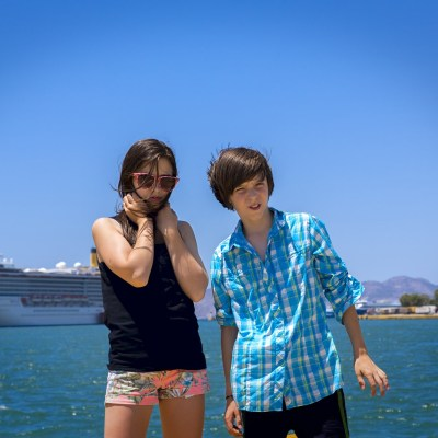 Greece with Teenagers: Top things to do in Greece with teens