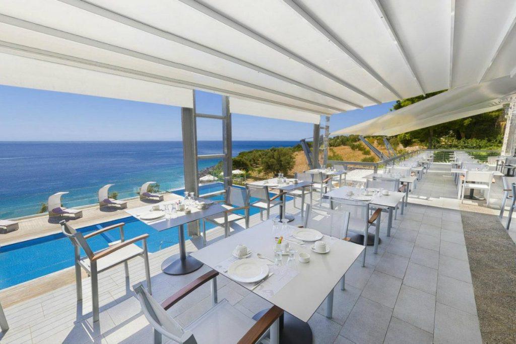 Adrina Hotels Restaurant Skopelos