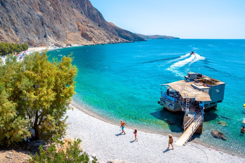 The 10 Best Beaches in Crete for Adventurous And Active Families