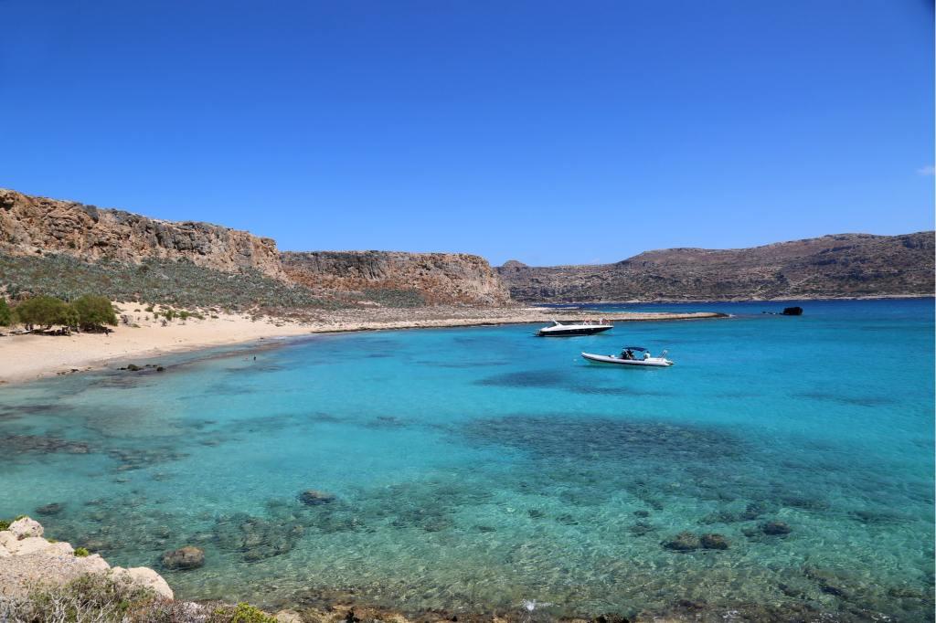 Gramvoussa Island Balos in Crete DP-min