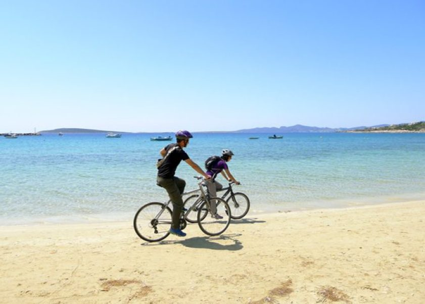 Paros Hikes Bike and Hike