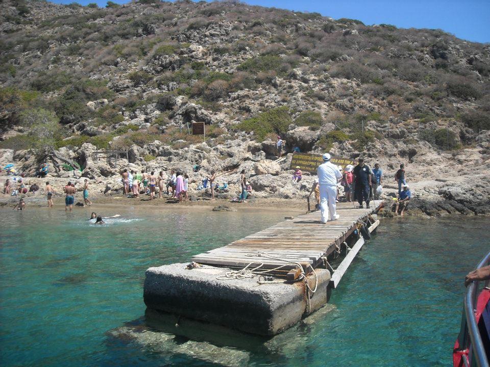 Thodorou islet Crete Cretan Beaches-min