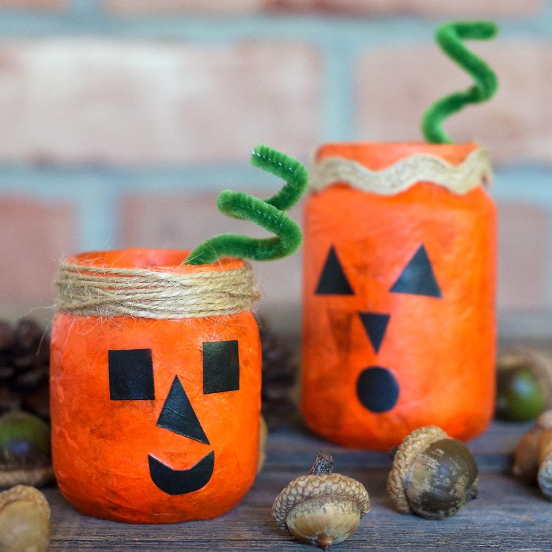 26 No Carve Pumpkin Crafts For Kids
