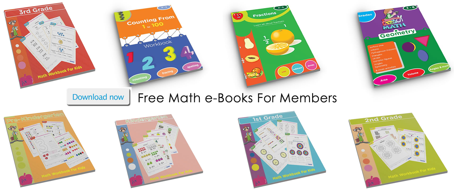 Math Video Tutorials For Kids Pre K Kindergarten 1st