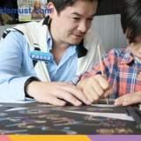父親節好去處:「LOVE DAD創科手藝學堂」@數碼港商場 [14-17/4/2017]