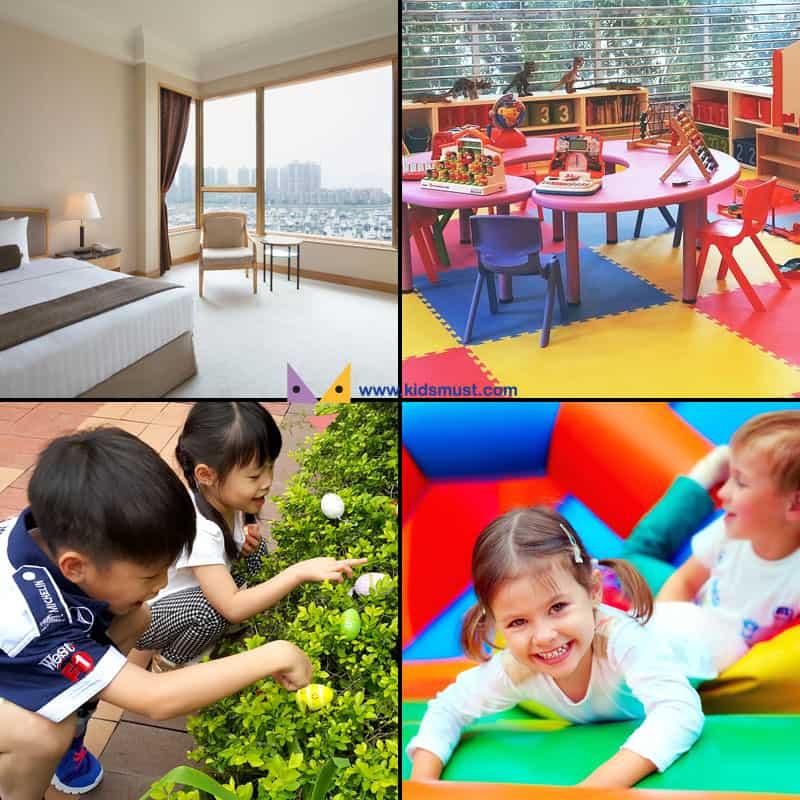 黃金海岸酒店復活節親子「活」力躍動住宿計劃