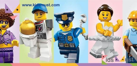 「Lego樂高建築師大賽」兒童組 - 我的志願