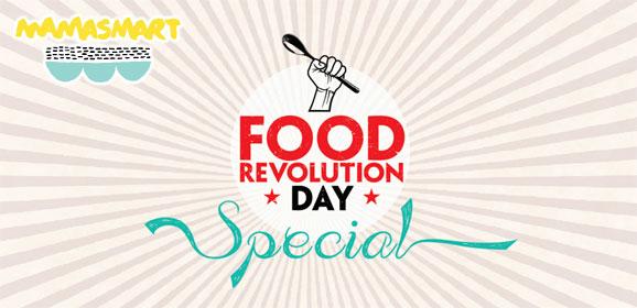 媽媽市集Mamasmart x FOOD REVOLUTION DAY