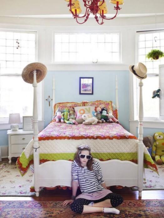 10 Nice Design Ideas For A Girl's Room | Kidsomania on Room Decor For Girl  id=18731
