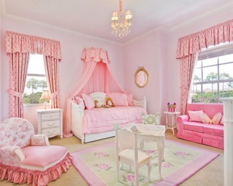 10 Luxurious Teen Girl Bedroom Designs | Kidsomania on Teen Rooms For Girls  id=42198