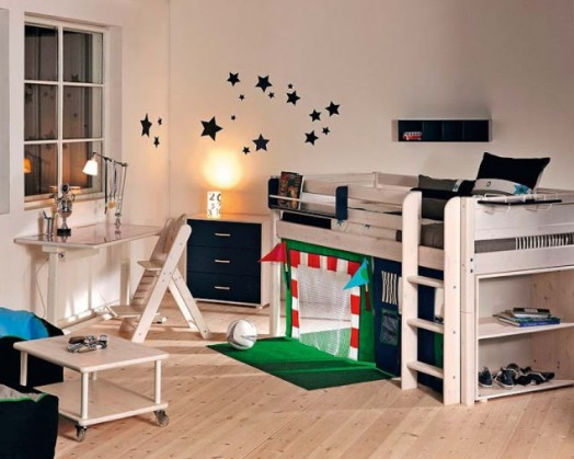 35 Cool Kids Loft Beds Kidsomania