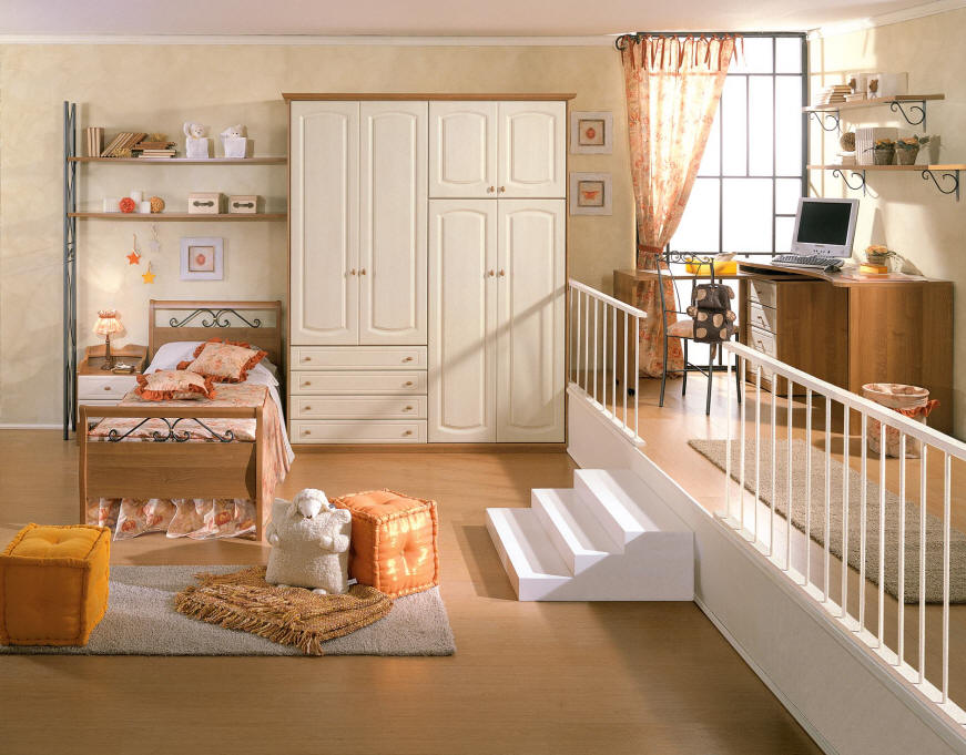 20 Comfy Kids Bedrooms Designs in Classic Style from ... on Comfy Bedroom  id=95417