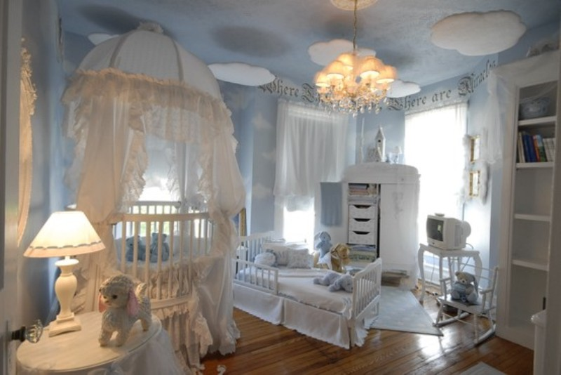 13 Luxurious Nursery Bedroom Design Ideas   Kidsomania on Bedroom Reference  id=24072