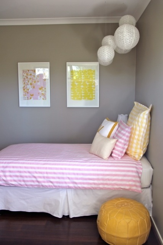 10 Simple And Fresh Design Ideas For Teen Girl's Bedroom ... on Teenager Simple Small Bedroom Design  id=28296