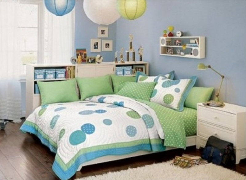 10 Simple And Fresh Design Ideas For Teen Girl's Bedroom ... on Teenager Simple Small Bedroom Design  id=51257