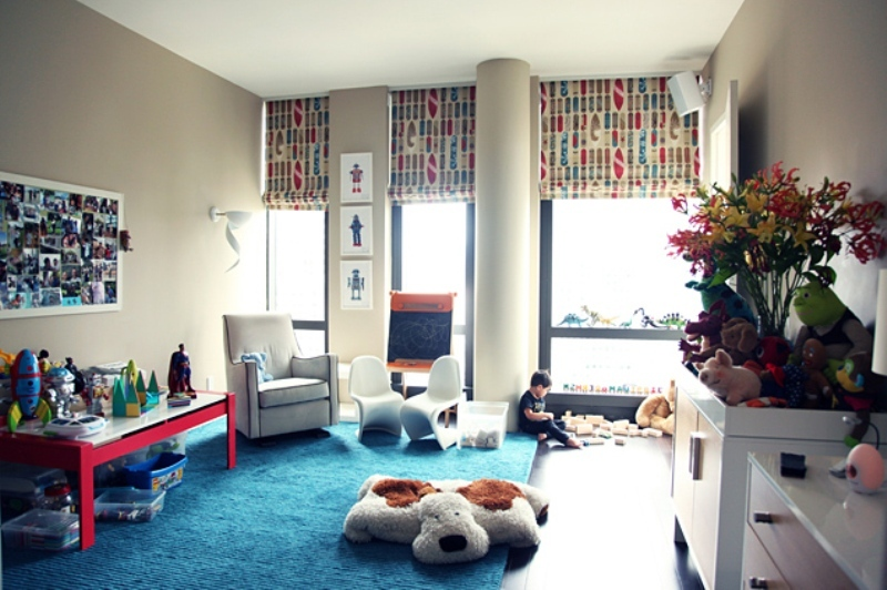 To create a space in your home for your teens to get away with their friends, start with a list of game room ideas. 15 Awesome Ideas Of Kids' Playroom Design | Kidsomania
